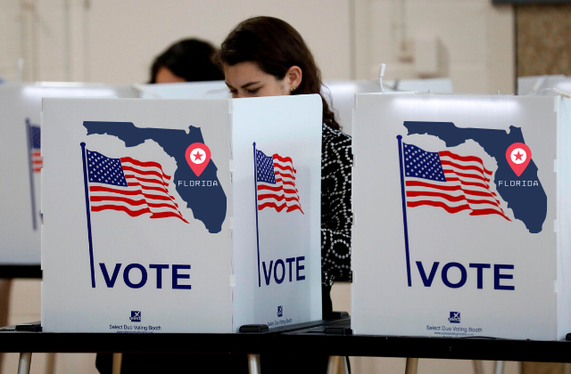 How To Watch Tuesday's Primaries, Yes Florida