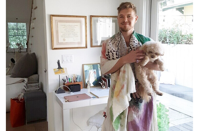 Actor Rick Cosnett Comes Out in Instagram Post