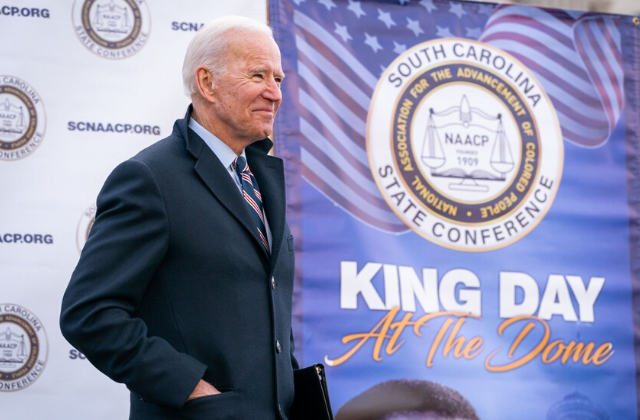 WHW: Biden Commits To Female Veep