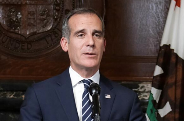LA Mayor Eric Garcetti To LGBT Community on Coronavirus