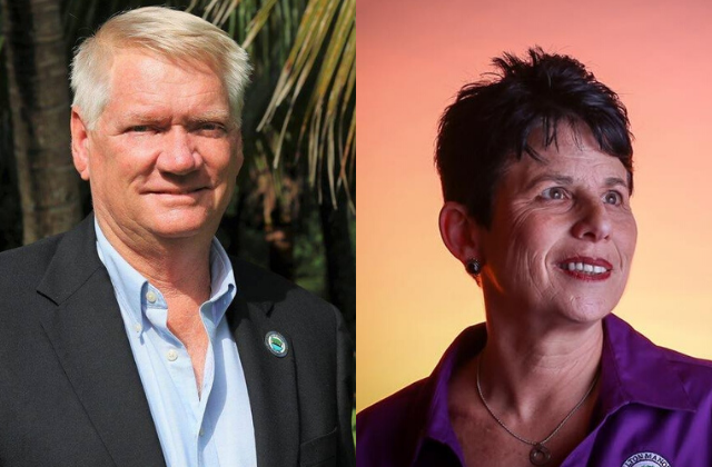 Two Candidates File to Run for Mayor in Wilton Manors