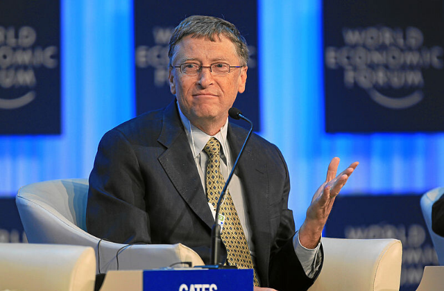 Op-Ed: Bill Gates Had It Right