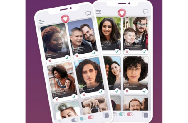 Dating app encourages users To Make 'Virtual' Connections