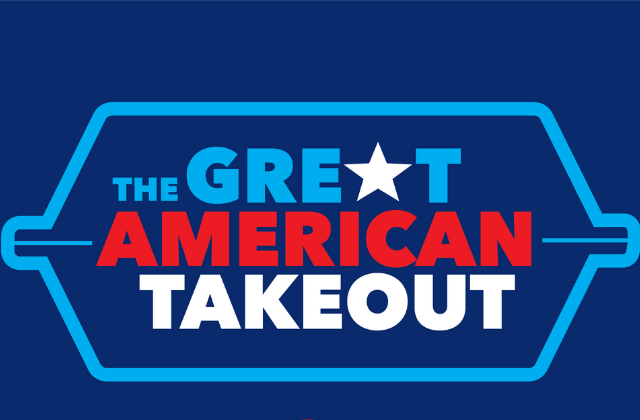 Tuesday is 'The Great American Takeout'