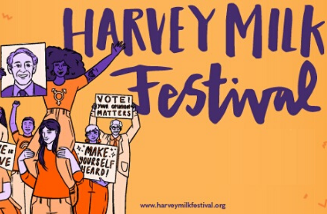 Harvey Milk Festival Postpones, announces Fundraiser Participation