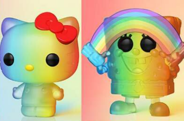 Funko announces 2020 Pride Pop! Collection