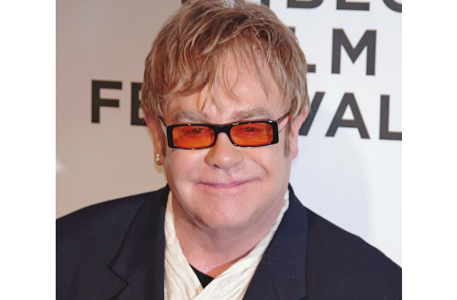 Elton and Stars Rock for Covid Sunday Night