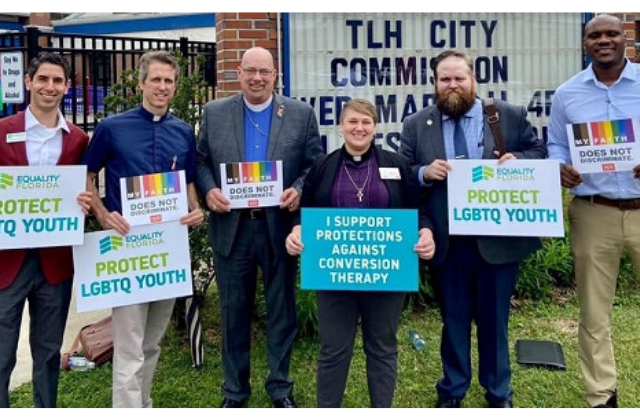 Tallahassee Bans Conversion Therapy
