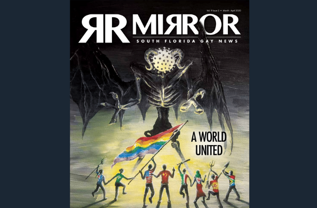 SFGN's Mirror: March Issue