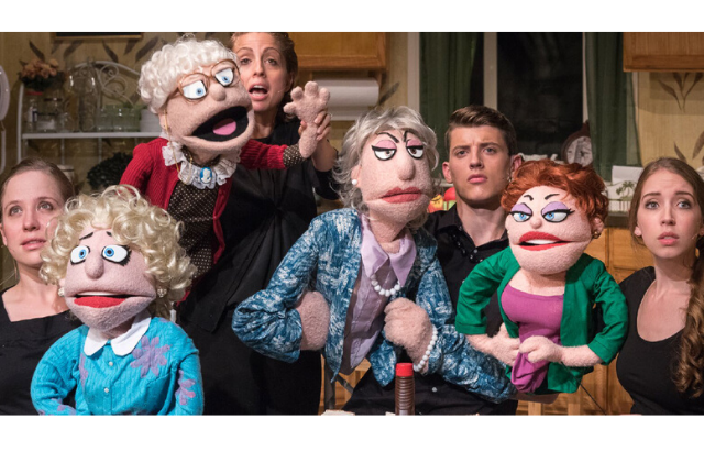 A&E: 'Golden Girls' Puppet Parody Comes to Broward Center