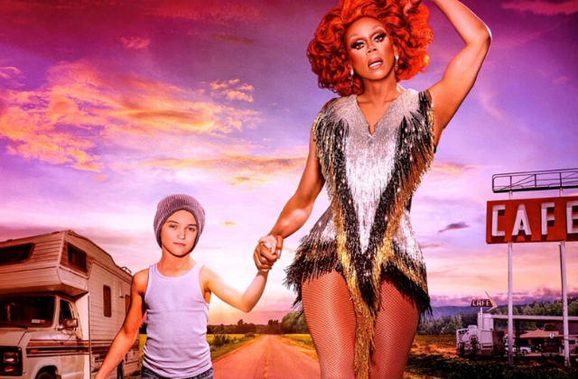 A&E: After Disappointment, RuPaul Hits the Road in New Comedy