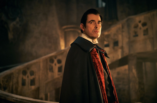 'Dracula' Creator Says The Vampire isn't Bisexual