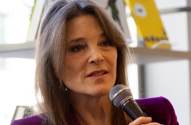 Self-Help Guru Marianne Williamson Drops Presidential Bid
