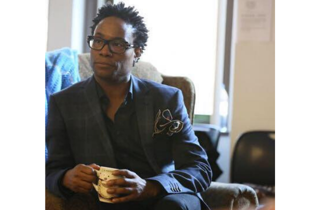 GayVine: LGBT Actor Billy Porter Gives Back