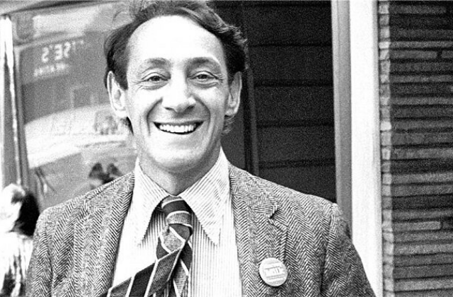 Harvey Milk's Nephew Endorses Joe Biden