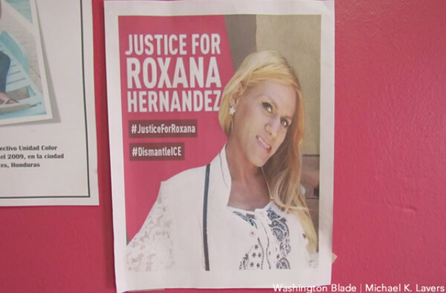 Family of Transgender Woman Who Died in ICE Custody Files Federal Lawsuit