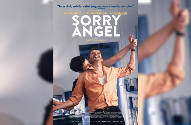 Queerly Digital: Sorry Angel
