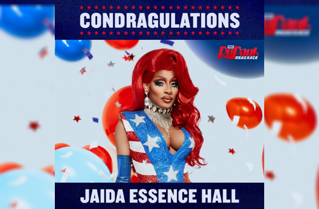 Look Over There! - Jaida Essence Hall Wins RuPaul's Drag Race Season 12!