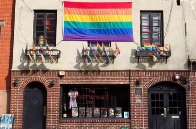 Iconic Stonewall Inn Needs Support