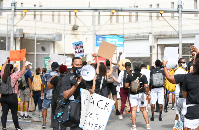 March for Black Trans Lives Inspires Community