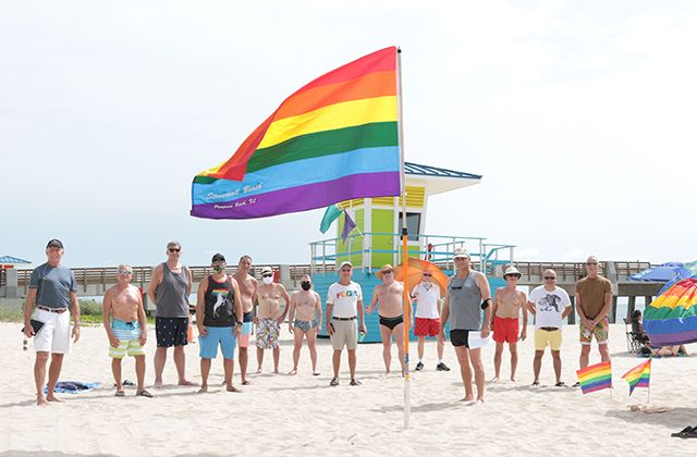 Pompano Beach Residents Proclaim New Gay Beach in City