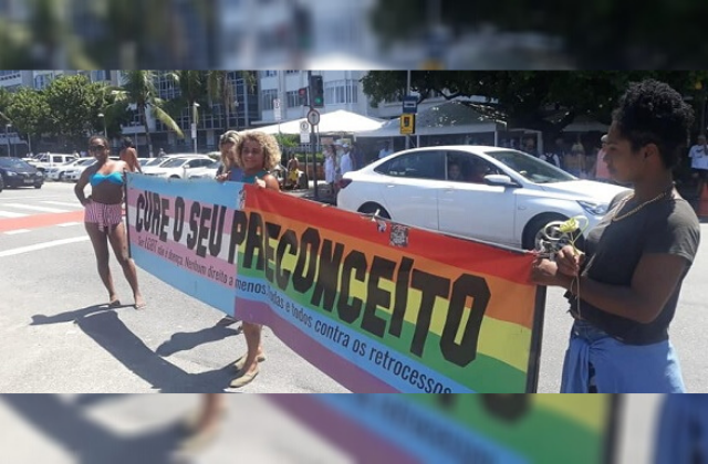 Brazil LGBT Group Hides From Virus in Copacabana Building