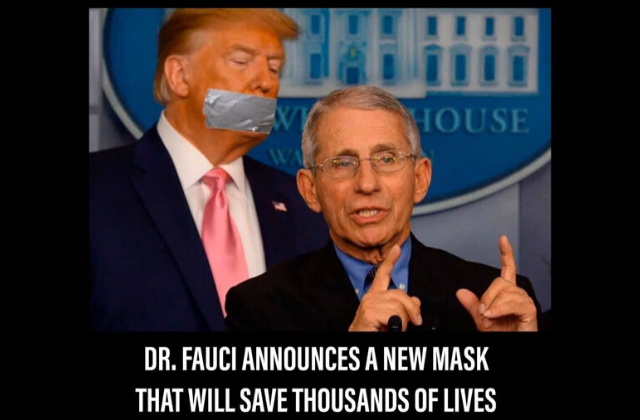 OP-ED: If You Did Not Hear Me the First Time - WEAR A FREAKING MASK