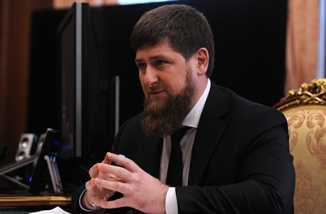 Chechnya President, Family Banned From Traveling to U.S.