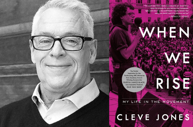 LGBT activist and Pioneer Cleve Jones To Visit The Center Orlando