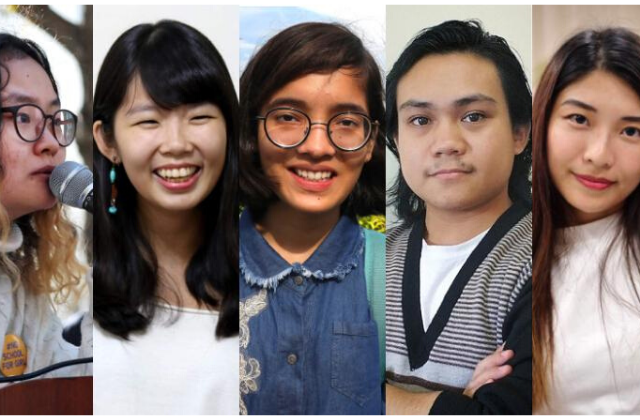 Young People across Asia Pushed for change in 2019.