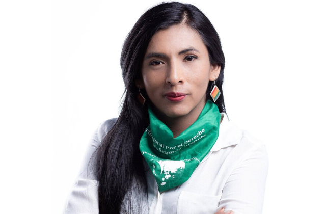 Trans Activist Runs for Congress in Peru