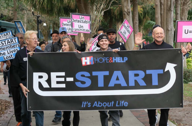 Hope & Help announces AIDS Walk Orlando 2020 Date, To Host open House