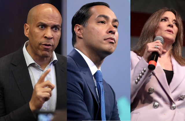 WHW: Democratic Field Begins To Clear