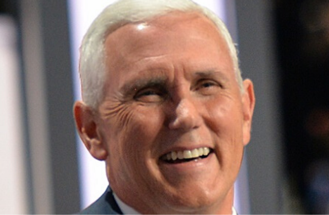 Anti-LGBT Sermon Delivered at Church Pence attended For MLK Day