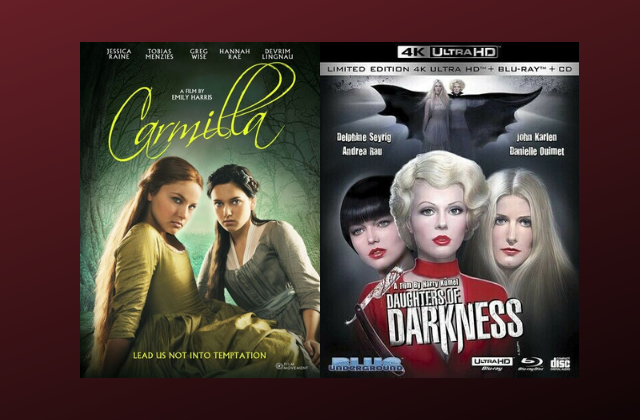 Halloween 2020 Blu Rau Queerly Digital: Halloween With 'Carmilla' and 'Daughters of