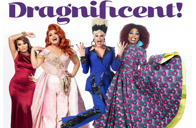 Dragnificent Comes to TLC