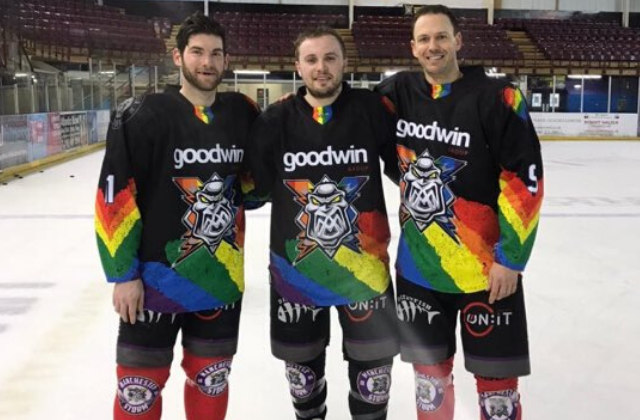 UK Hockey Player Comes Out as Bi