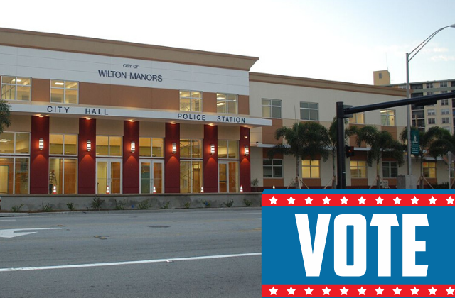 SFGN's Home Page For all Wilton Manors 2020 Election Stories