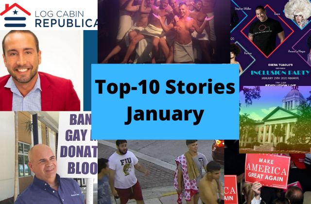 SFGN's TOP 10 Stories of January 2020