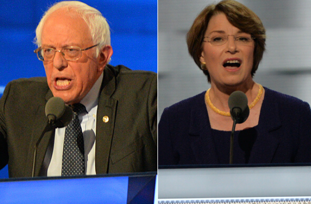 Sanders Wins, Klobuchar Surprises in N.H. Primary