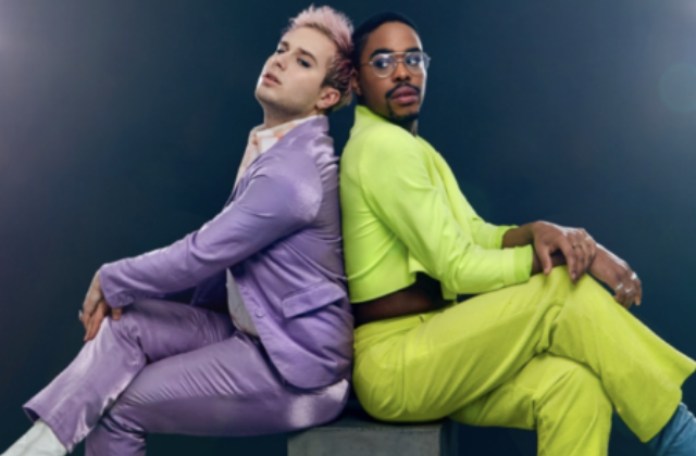 Gay Pop Duo Drop New Song and Video, 'No Prince Charming'