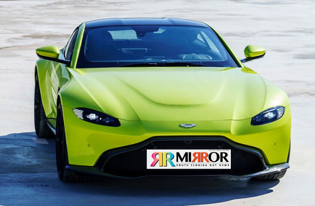 The 2020 Aston Martin Vantage is Sure to Shake and Stir You