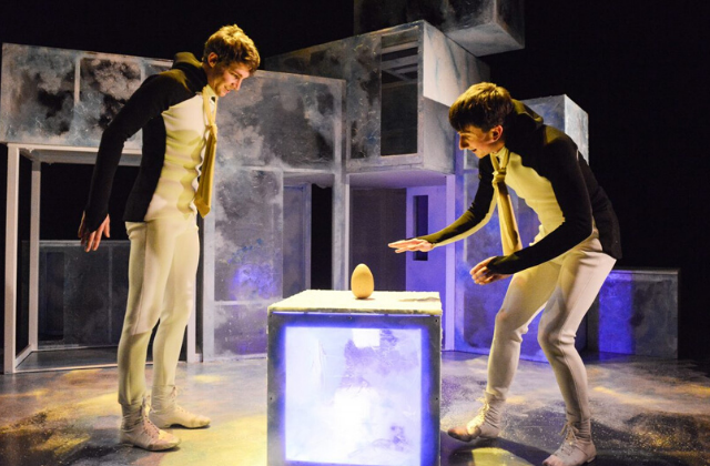A&E: Penguin Play Offers New Definition of 'Family'