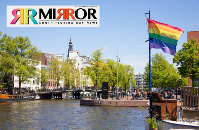 LGBT Travel: Amsterdam, The LGBT Capital of Europe