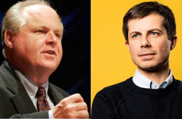 Buttigieg Responds To Limbaugh's Homophobic Remarks W/Video