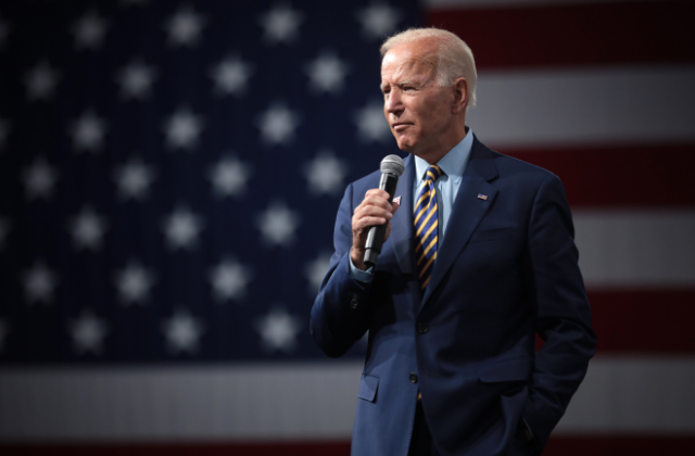 WHW: Biden falling, Bloomberg rising in Dems race