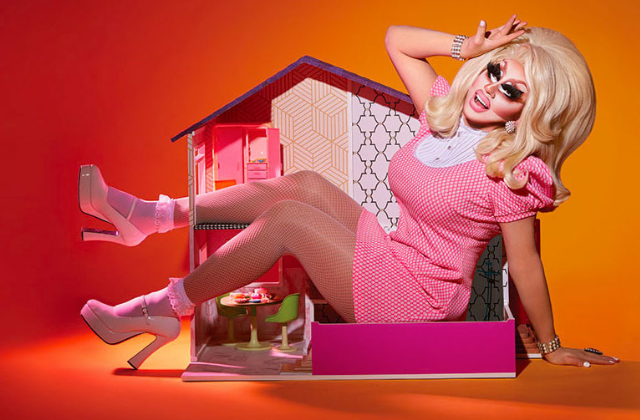 A&E: Trixie Mattel is Turning 30 and it's a Crisis