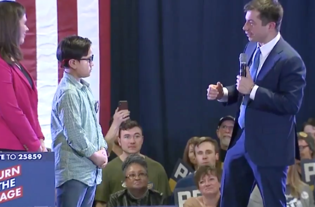 Buttigieg To 9-Year-old Seeking advice on Coming out: 'You Seem Pretty Strong'