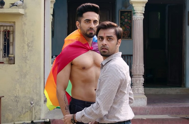 Trump Praises Gay Bollywood Romcom on Twitter