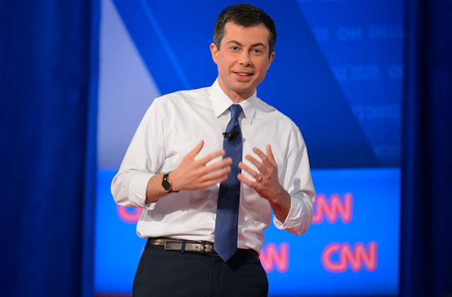 Pete Buttigieg Makes His Case to South Carolina in CNN Town Hall